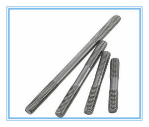Stainless Steel Double End Bolt/Thread Rod/Stud Bolt pictures & photos