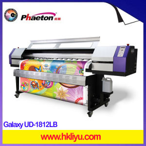1.8m Galaxy Large Format Industrial Digital Fabric Printers (UD-1812LB) pictures & photos
