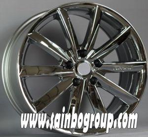 New Design White 15 16 17 18 19 Inch Aluminum Wheel Rim pictures & photos