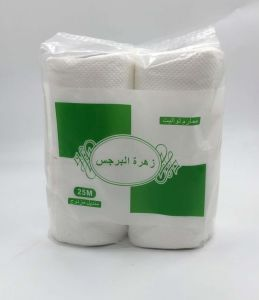 Earth Friendly Bathroom Tissue Paper 4 Rolls pictures & photos
