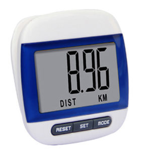 Waterproof Step Movement Calories Counter Multi Function Digital Clip Pedometer pictures & photos