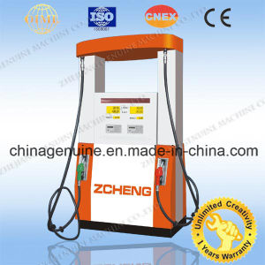 Zcheng Gas Station Fuel Dispenser pictures & photos