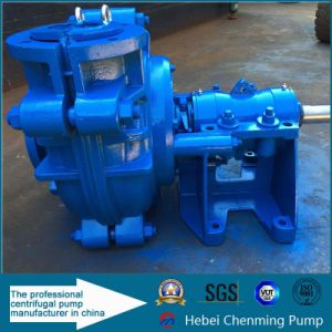 Pessure Control Industrial Centrifugal Sewage Solid Handling Pump pictures & photos