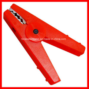 Crocodile Clamp, Battery Clamp, Alligator Clip pictures & photos