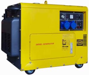 6.5kVA Silent Diesel Generator All Copper pictures & photos