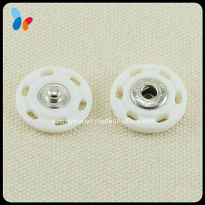 Customize Plastic Round Press Snap Button for Garment pictures & photos