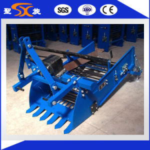 High Quality 4u Potato Harvester for Small Tractor pictures & photos