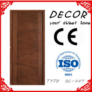Flush Door Design Flush Door with Groove