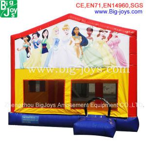 Factory Direct 0.5mm PVC Material Inflatable Princess Castle Inflatable Bouncers for Sale Inflatable Jump Castle for Sale pictures & photos