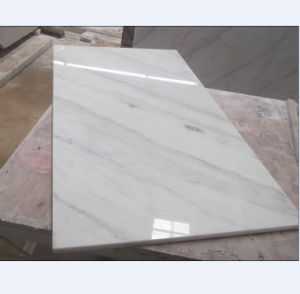 Chinese White Marble Grey Vein pictures & photos