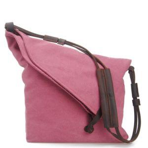 Pink Color Fashion Canvas Women Designer Bag (RS-6631B) pictures & photos
