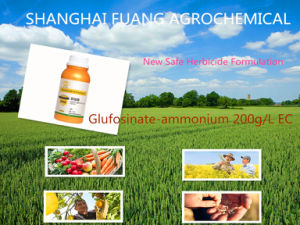 New Safe Herbicide Glufosinate-Ammonium 200g/L pictures & photos