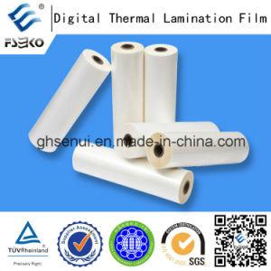 Super Bonding Thermal Laminating Film for Digital Printing (35mic Gloss & 35mic Matt) pictures & photos