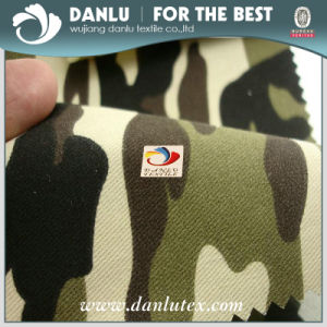 Polyester Cotton Tc for Camouflage Army Uniform Fabric pictures & photos