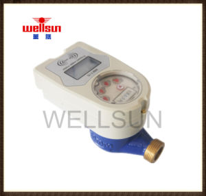 Prepayment Remote Reading Water Meter pictures & photos