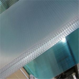 Honeycomb Plycarbonate Sheet Lexan Virgin Materials PC Sheet pictures & photos