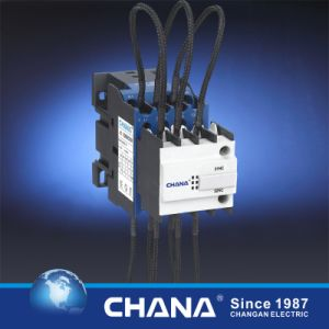 AC DC 25-95A Capacitor Switching Contactor for Power Factor Correction (CJ19) pictures & photos