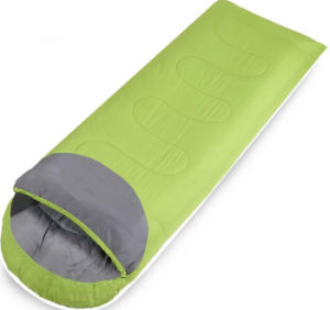 Outdoor Camping Equipment Camping to Keep Warm Ultralight Sleeping Bag pictures & photos