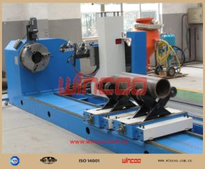 CNC Pipe Profile Cutting Machine for Pipe Profiling/ Automatic Pipe Cutting and Profiling Machine pictures & photos