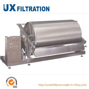 Auto Vacuum Rotary Drum Filter Manufacturer pictures & photos