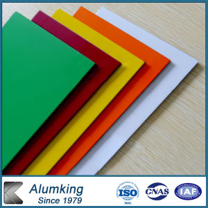 4mm PVDF Coating Bendable Plastic Core ACP pictures & photos