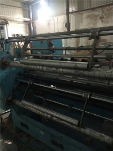 Second Hand Low Cost High Performation Paper Roll Slitter in Sale