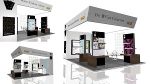 Portable Trade Show Booth Exhibition Booth Design pictures & photos
