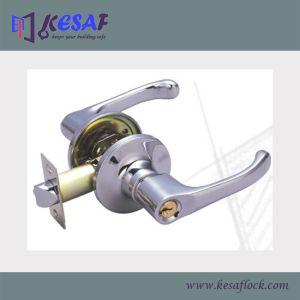 Home Security Tubular Lever Door Hardware Lock