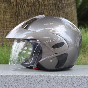 Four Season Helmet Half Face Helmet Open Face Motorcycle Helmet pictures & photos