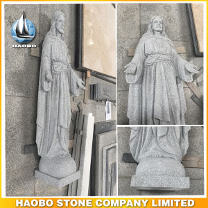 Marble Most Sacred Heart of Jesus Statue pictures & photos