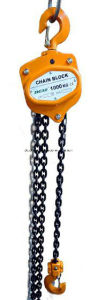 Round Chain Block Hoist From China pictures & photos