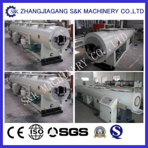 UPVC Water Pipe Extruder Machine pictures & photos