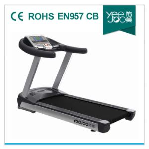 4.0HP Light Commercial Motorized Treadmill (998-B) pictures & photos