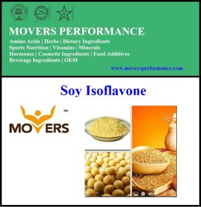 Pure High Quality Soy Isoflavone pictures & photos