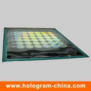 3D Laser Anti-Fake Security Hologram Master pictures & photos