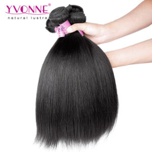 100% Human Hair Extension Brazilian Hair Weave pictures & photos