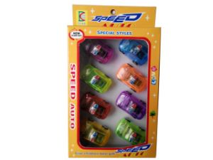 Mini Pull Back Car Toys for Children pictures & photos