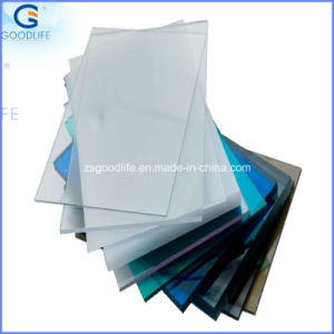 100% Bayer Plastic Flat Sheet Roof pictures & photos