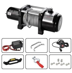12V DC off-Road Winch & Auto Winch & 4X4 Winch