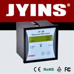 Single Phase Kwh Panel Meter (JY-2E) pictures & photos