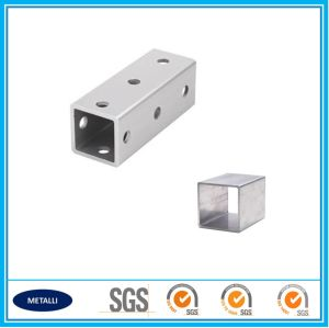Hot Sale Square Aluminum Tube pictures & photos