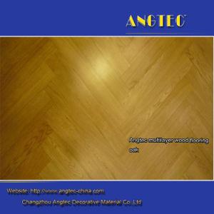Herringbone Antique/ Brushed/ Smooth Oak Engineered Wood Flooring pictures & photos