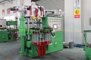 High Productivity Silicone Rubber Injection Moulding Press pictures & photos