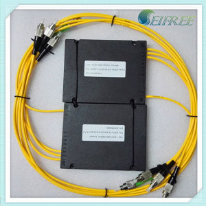 Supply ABS Box 1X3 Fiber Optic Fused Coupler pictures & photos