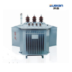S11-Mrl- (30-2500) /Hv20kv Solid Triangular Wound Core Oil-Immersed Power Transformer