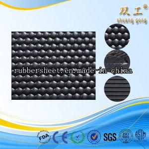 Small Stud Rubber Sheet/ Round Button Pattern Rubber Mat