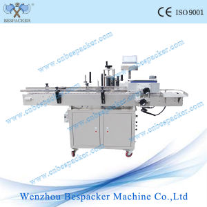 Automatic Round Bottle Sleeve Labeling Machine pictures & photos