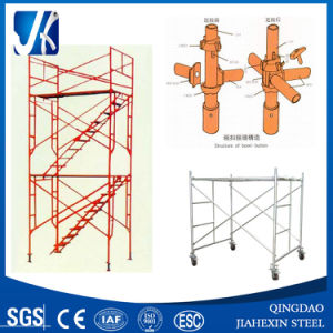 All Types of Scaffolding System Cuplock Frame Ringlock Scaffolding Hot Sale pictures & photos