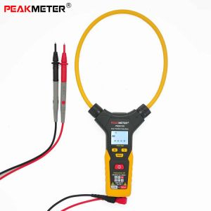Smart 3000A AC 6000 Counts  Dual Display Flexible Clamp Meter