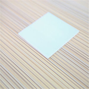 White High Strength Waterproof Solid Polycarbonate Sheet pictures & photos